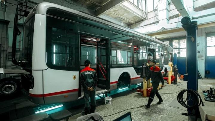 В Краснодаре хотят купить 11 автобусов на 200 млн рублей