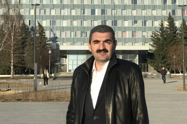 Армен Бежанян заявится на выборы в Заксобрание и Госдуму, если его поддержат жители Прикамья