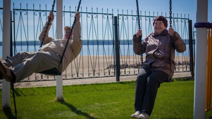 Нужен уход за пожилым?