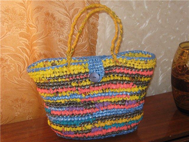 Полезные самоделки: плетение из резинок от сумочки до