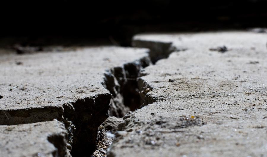 Землетрясение случилось насеверо-западе Китая уграницы сМонголией