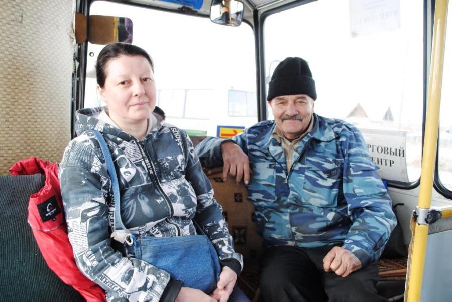 Кондуктор автобуса спасла пассажира отсмерти впроцессе приступа