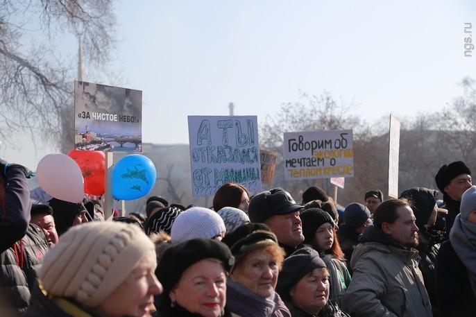 Виктор Толоконский обсудил с управлением учреждений экологическую ситуацию вКрасноярске