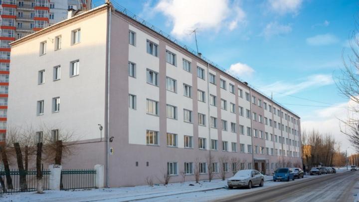 Построенное 50 лет назад общежитие СФУ признали одним из лучших в стране