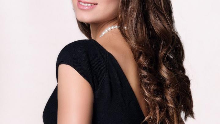 На конкурсе самых красивых замужних женщин России край представляет девушка из Ачинска