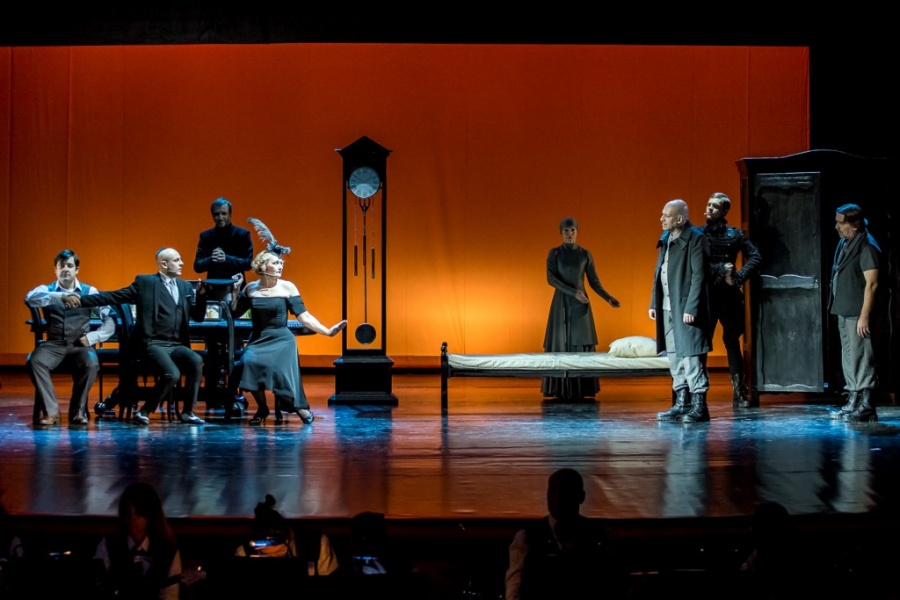 4 театра сражаются за«Золотую Маску»