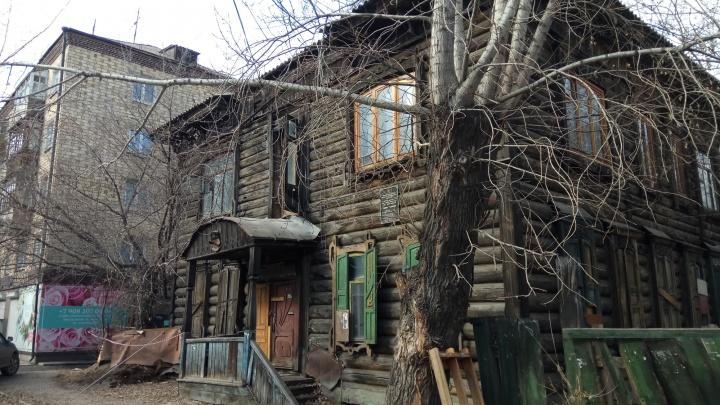 Первыйпроданный дом «Исторического квартала» готовят к реставрации