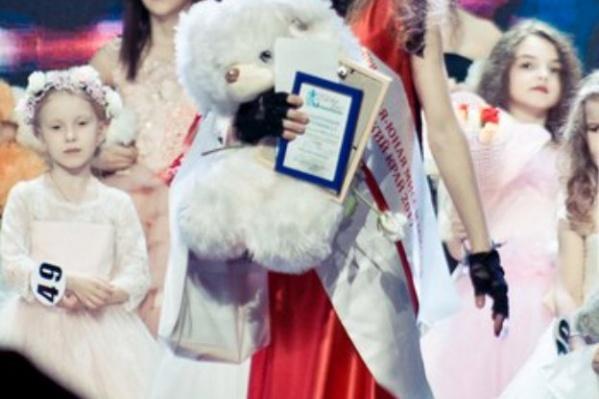 Победительница — 11-летняя Милена Ткаченко