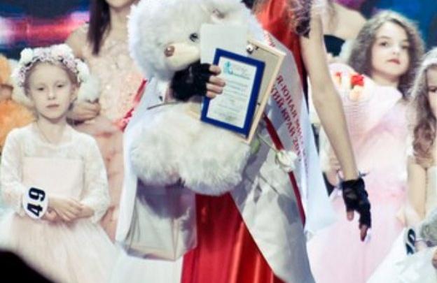 11-летняя школьница стала «Маленькой Мисс Красноярский край» и будет представлять регион в Москве