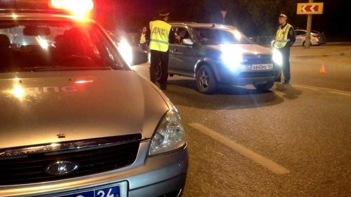 Лесосибирец узнал о лишении водительских прав спустя полгода при переходе дороги