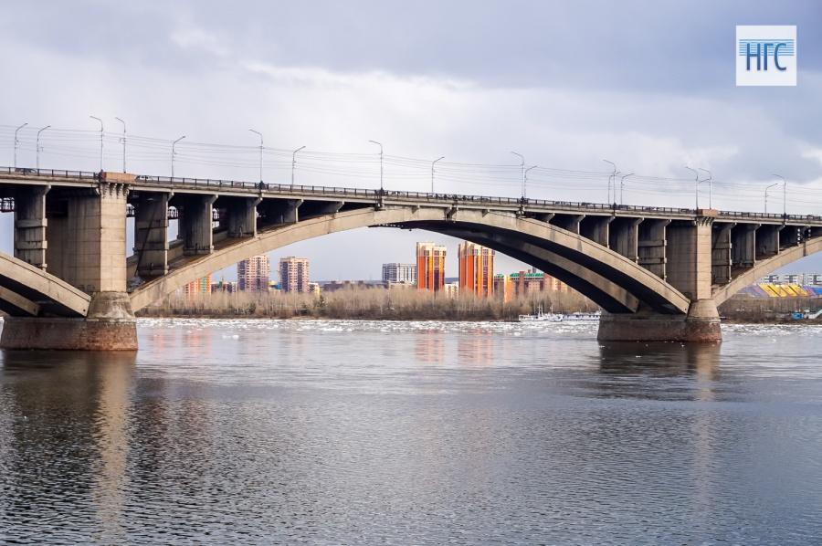 Наремонт моста вКрасноярске выделят 385 млн руб.