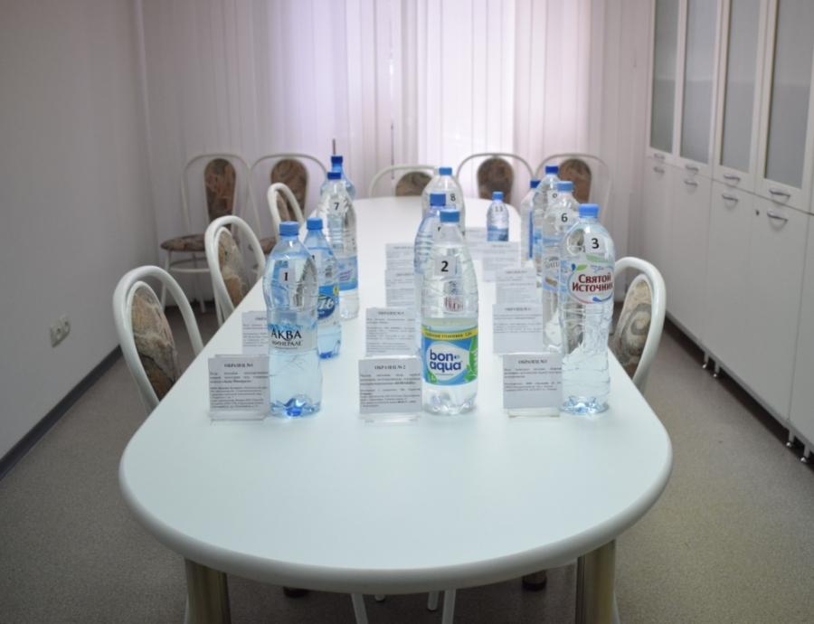 Краевые специалисты назвали лучшие марки бутилированной воды