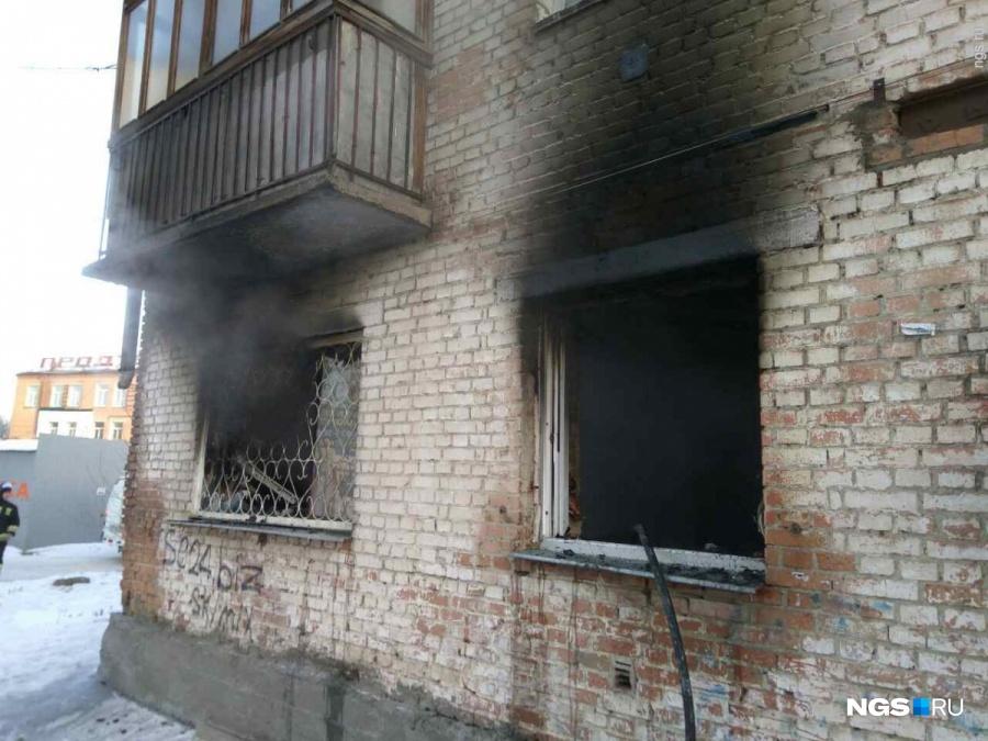 Красноярка отсудила 289тыс.руб. ууправляющей компании запожар вквартире