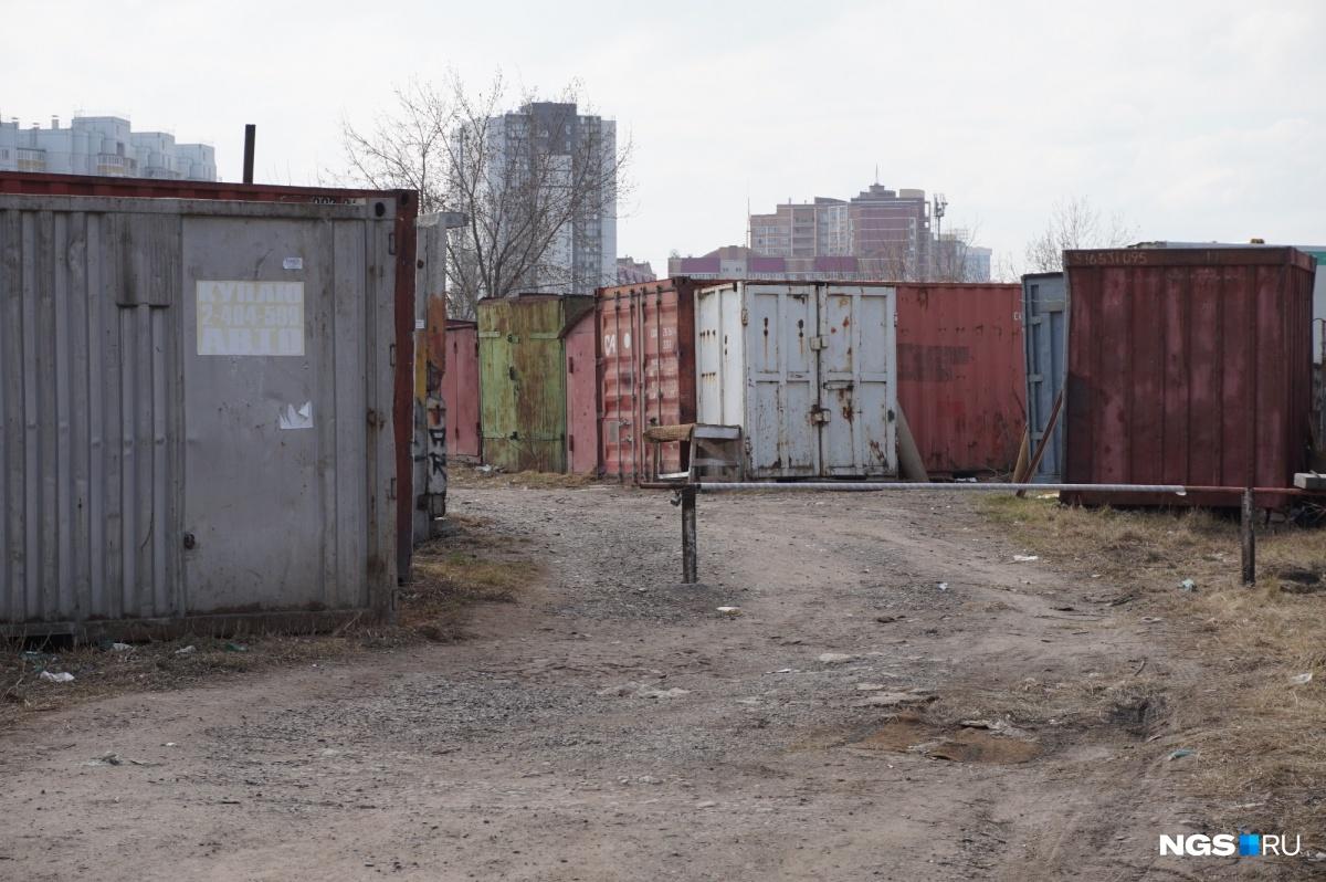 Граждане Красноярска просят построить еще одну дорогу