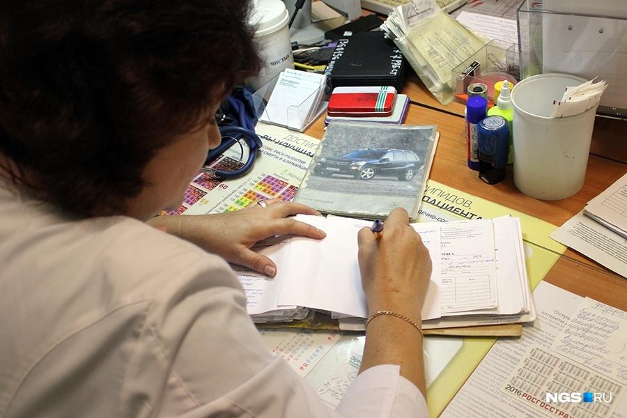 Минздрав поощрит мед. работников Красноярского края дополнительными выплатами