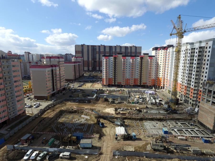 Красноярцы стали чаще покупать квартиры напервичном рынке жилья