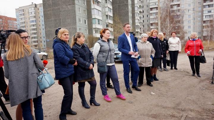 «Надо было сделать 4 года назад»: по бывшей военной части хотят проложить продолжение ул. Алексеева