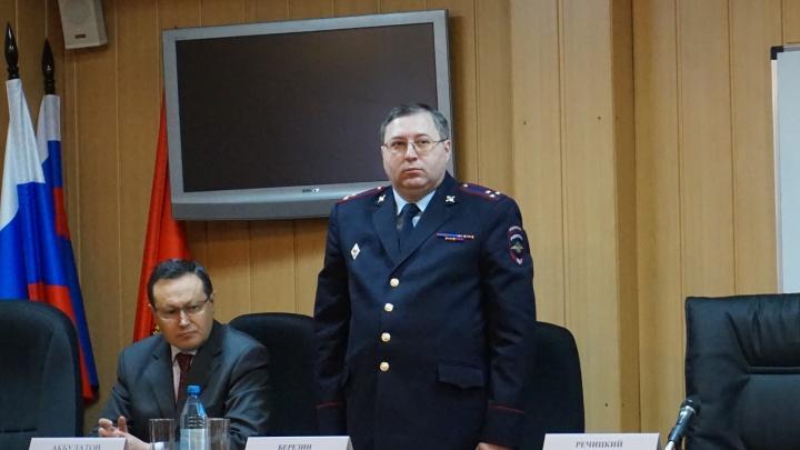 Новым начальником полиции Красноярска стал бывший замглавы МВД края из Адыгеи