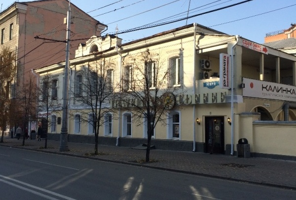 На продажу за 78 млн рублей выставлена половина исторического здания на Мира