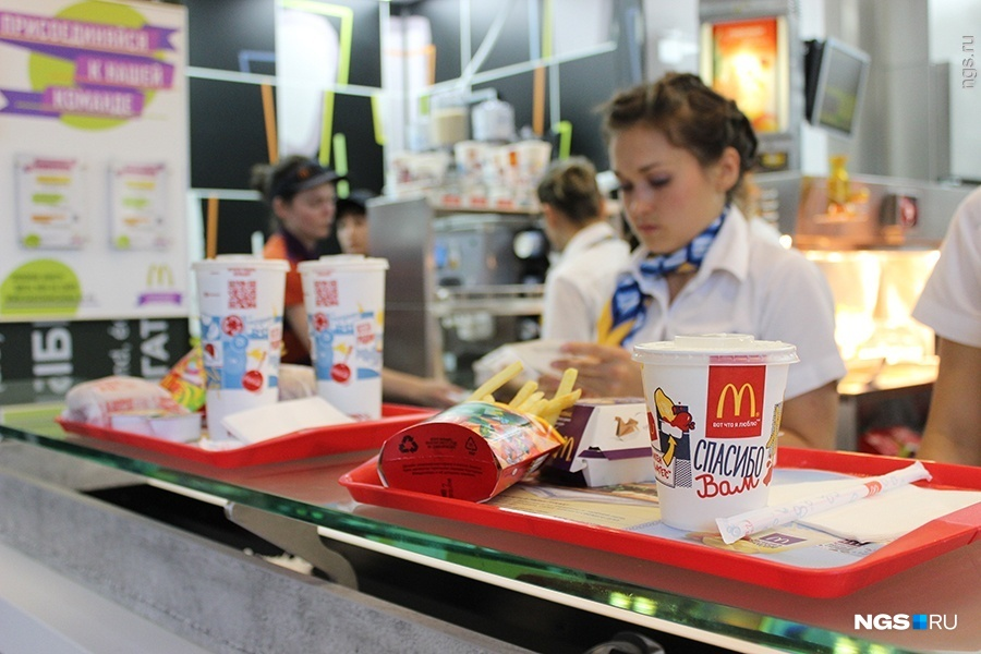 Франчайзи McDonald's после открытия ресторана вБарнауле уйдет вКрасноярск