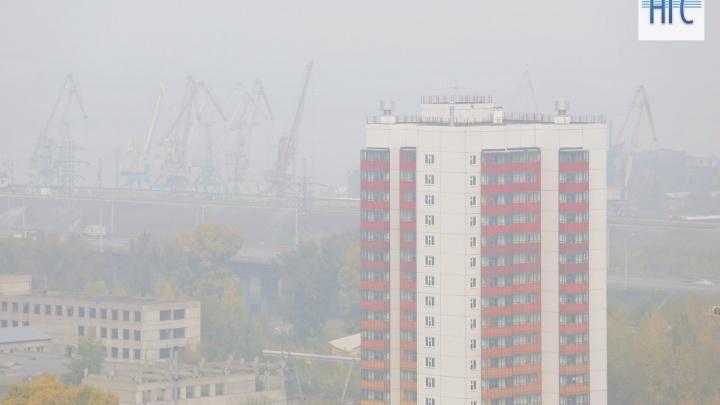 Красноярск предложено сделать первым городом для установки приборов автоконтроля за выбросами