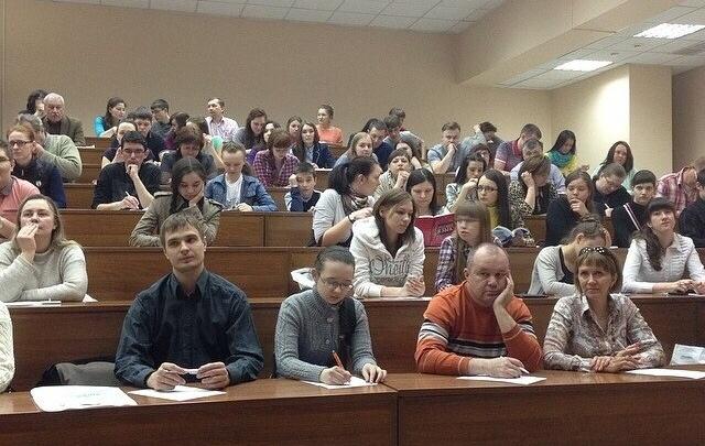 «Стерлеть», «Питербург» и «конъяк»: названы типичные ошибки красноярцев в «Тотальном диктанте»