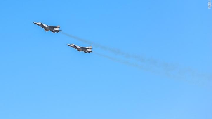 На День Победы в Красноярске ожидается авиашоу с самолетами и вертолетами