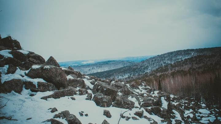Вулкан Черная сопка в пригороде просят признать памятником природы