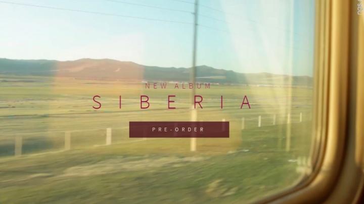 Шведская певица проехала на поезде через Красноярск и посвятила ему песню