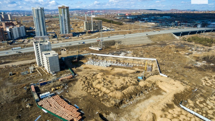 Новостройки 2017-го в Красноярске: изучаем самые популярные