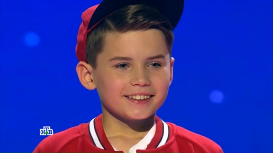 11-летний гражданин Красноярска покорил судей нашоу «Ты— супер!»