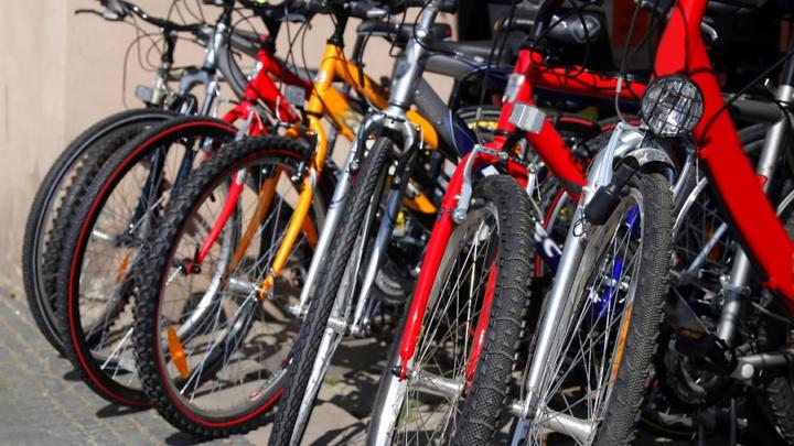 Велопрокатчики на БКЗ решили бесплатно выдавать велосипеды пенсионерам и многодетным семьям