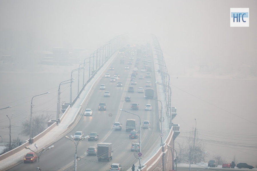 Власти согласовали митинг «Зачистое небо» вКрасноярске