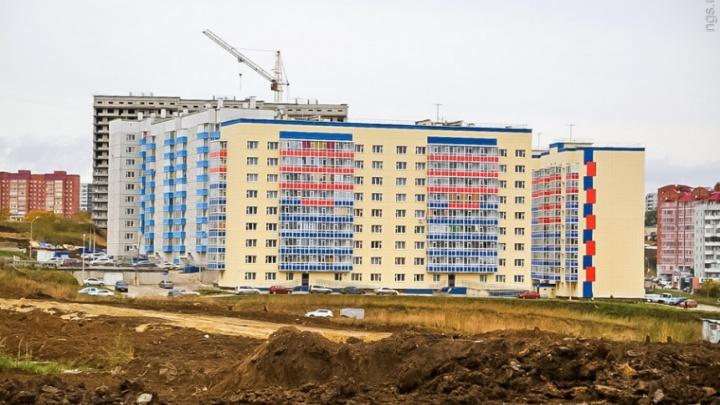 Эксперты: «вторичка» в пригороде в среднем на 700 тысяч дешевле таких же квартир в Красноярске