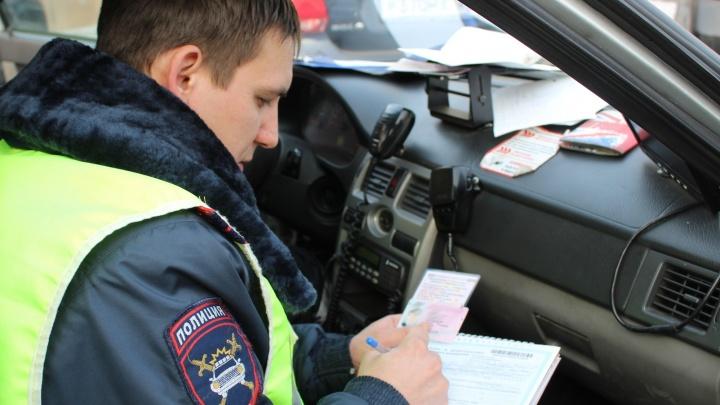 Водителю «Хонды» впервые дали максимальное наказание за тонировку: попадался 5 раз