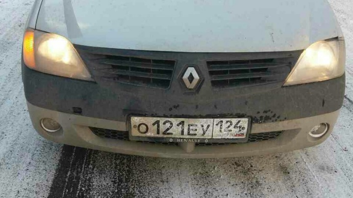На переходе у остановки по Батурина Renault сбил школьника