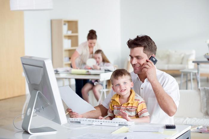Кузбассовцы рассказали, мешает ли воспитание детей их карьере