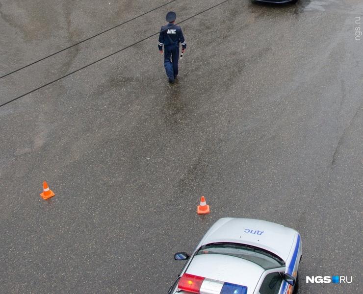 На 2-х центральных дорогах Кемерова ввыходные запретят движение транспорта
