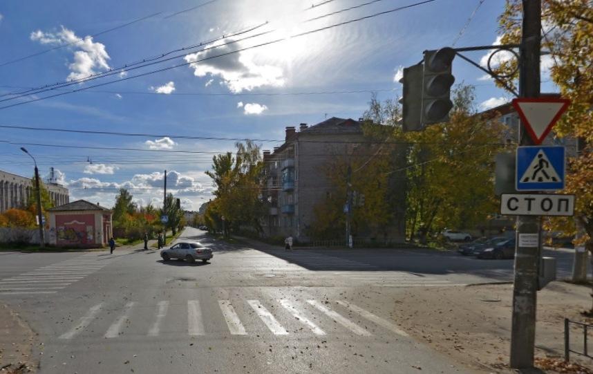 Гражданин Дзержинска умер, выбежав надорогу накрасный свет