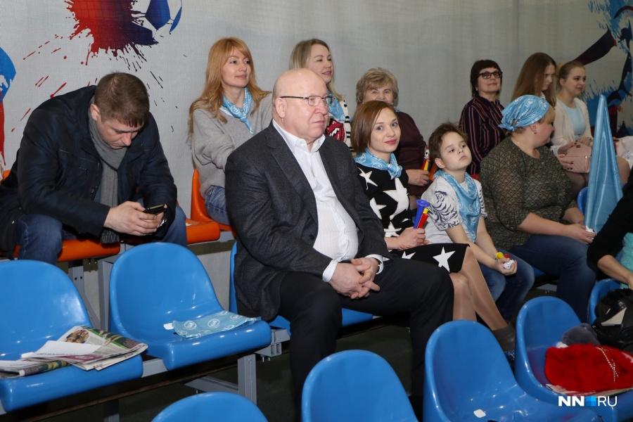 Валерий Шанцев освободил 3-х собственных замов отдолжностей министров
