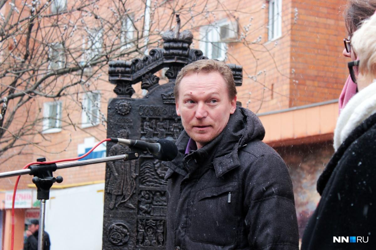 ВНижнем Новгороде появился «Трон царя Салтана»