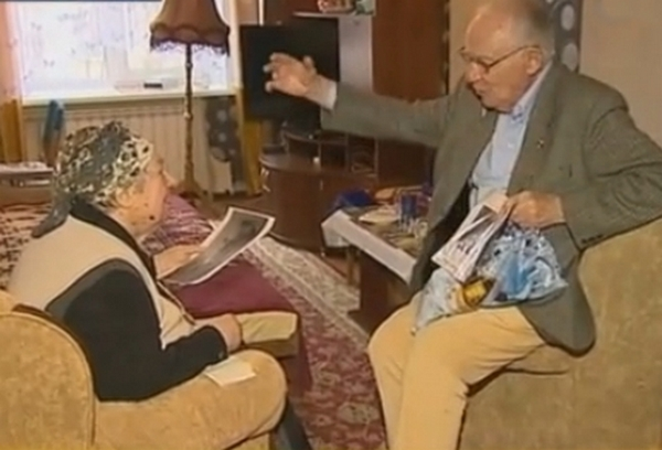 Через 70 лет бывший пленный немец разыскал свою любимую и приехал к ней в Нижний Новгород