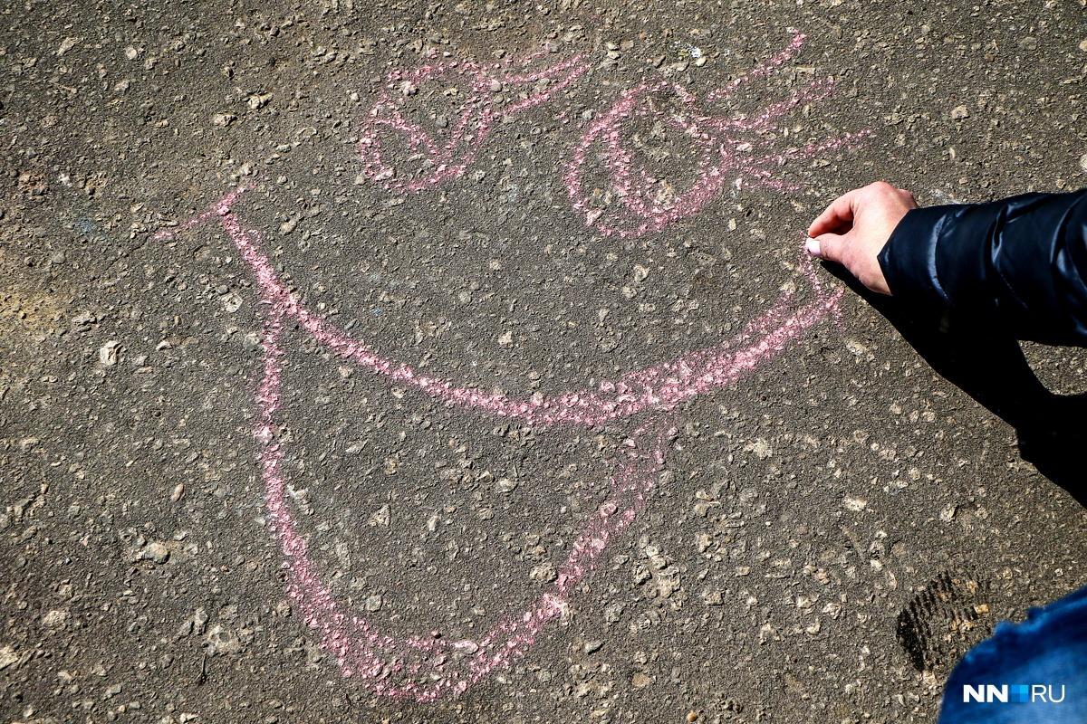 Эта улыбка —для всех читателей NN.RU. Фото: Наталья Бурухина