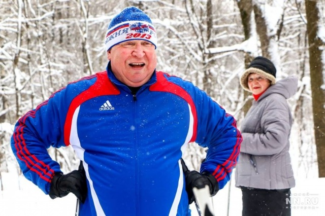 Губернатор Валерий Шанцев —опытный политик. Фото: Наталья Бурухина