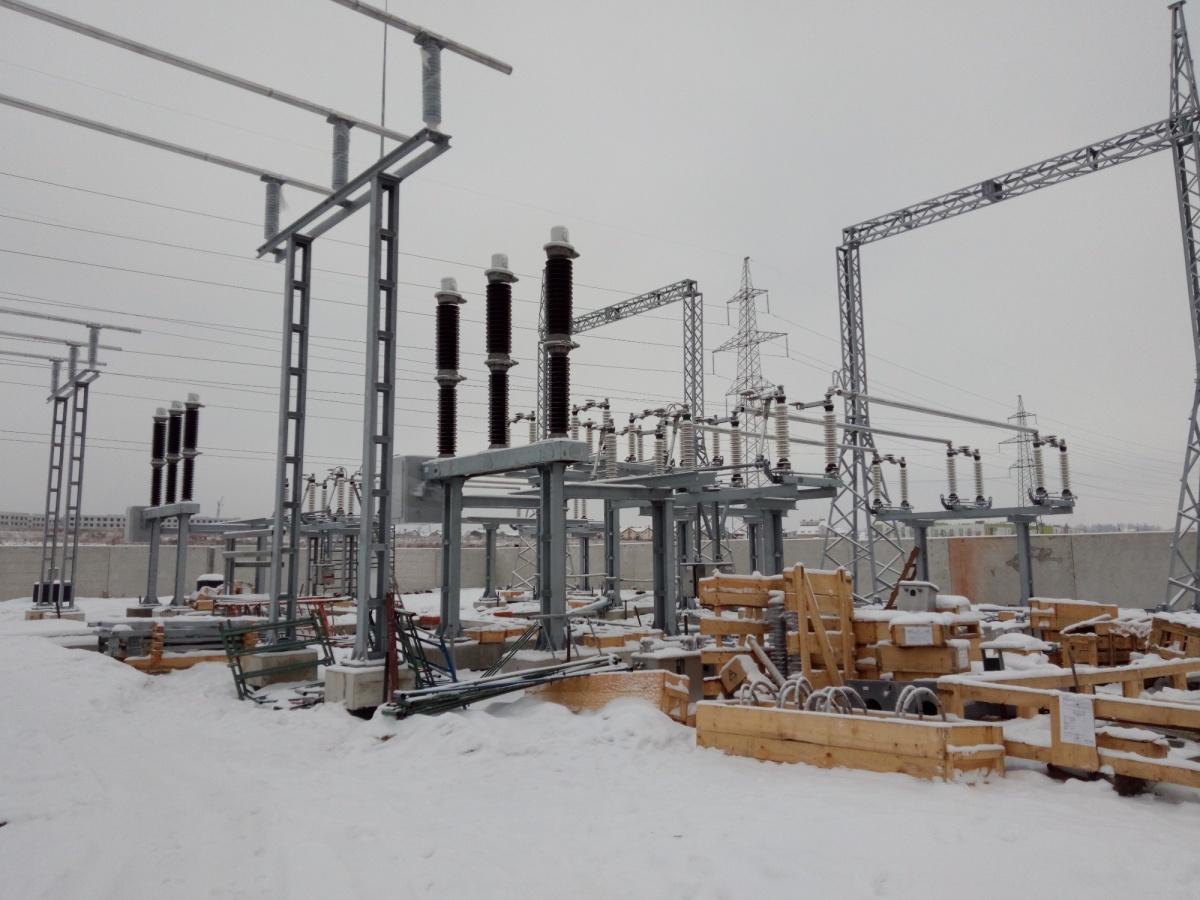 """В Богородском районе началось строительство электрической подстанции """"Окский берег"""""""
