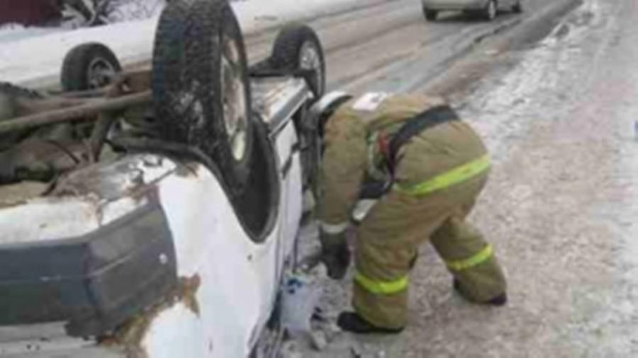 В трагедии  вАрдатовском районе Нижегородской области пострадали автомобилистка и ребенок