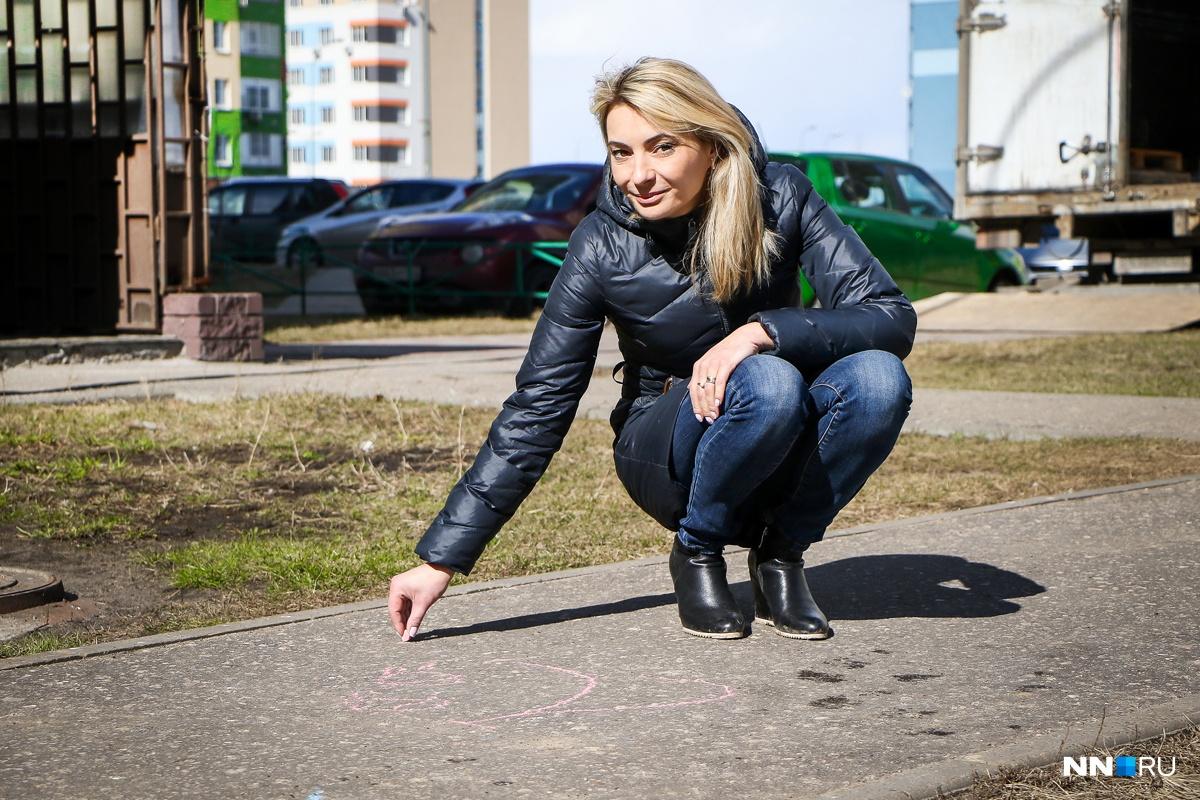 Улыбаться жизни Ольга научилась, пройдя через боль. Фото: Наталья Бурухина
