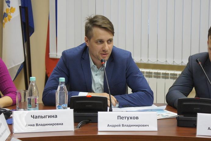 Андрей Петухов, директор по маркетингу и продажам ЖК «Окский берег».
