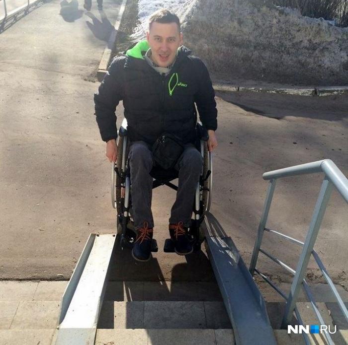 В России человек на коляске – это объект… жалости