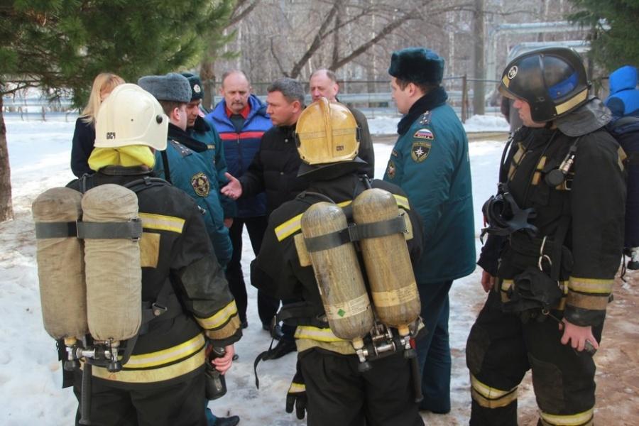 Нижегородский детсад эвакуировали из-за резкого хим. запаха